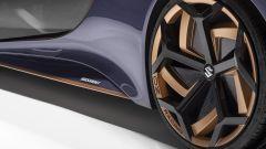 Suzuki Misano: la fiancata posteriore
