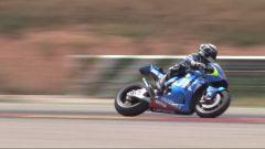 Suzuki Moto GP Development Report # 3 - Immagine: 8