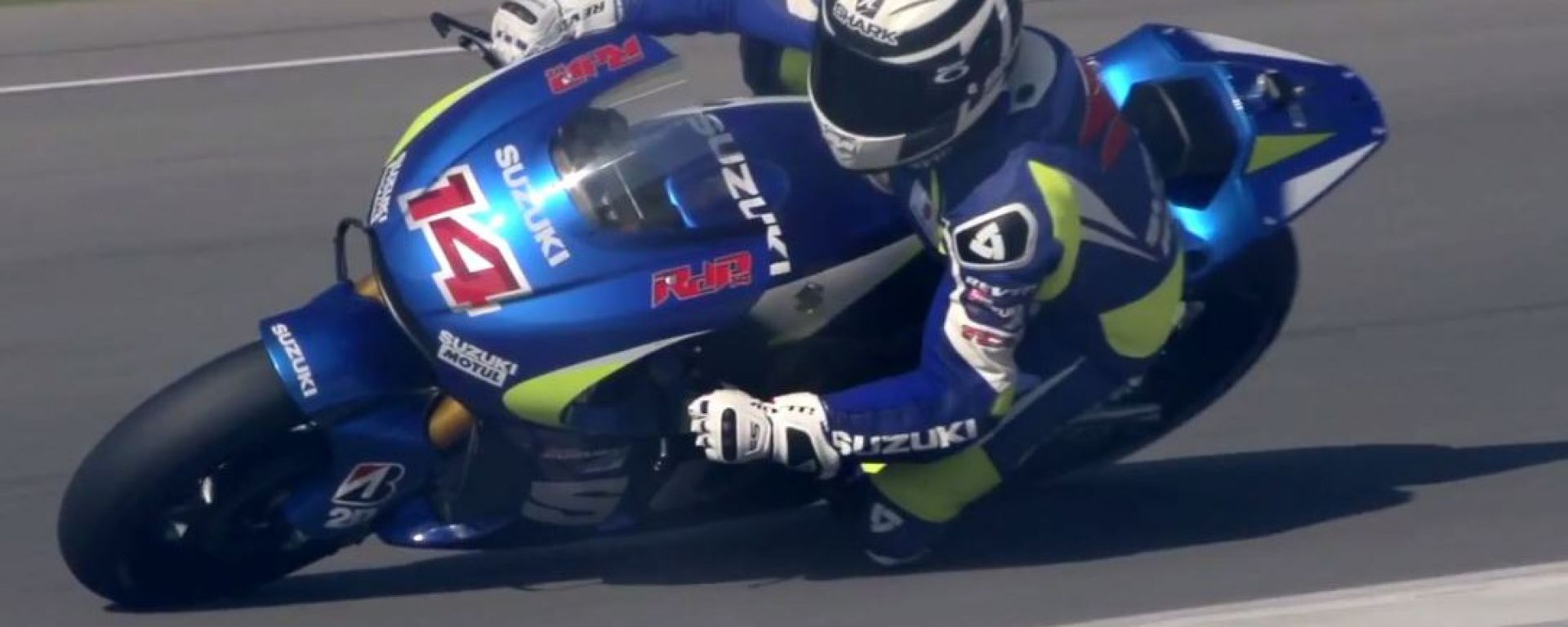 Suzuki Moto GP Development Report # 4