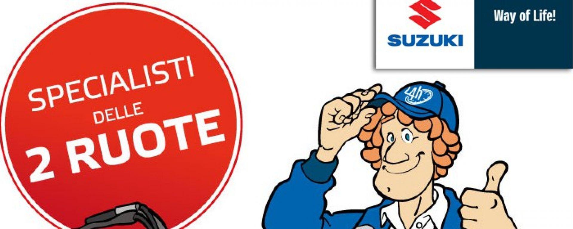 Suzuki Motoplatinum: l'assicurazione rapida e conveniente