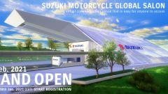 Suzuki Motorcycle Global Salon 2021: anteprime, link, data