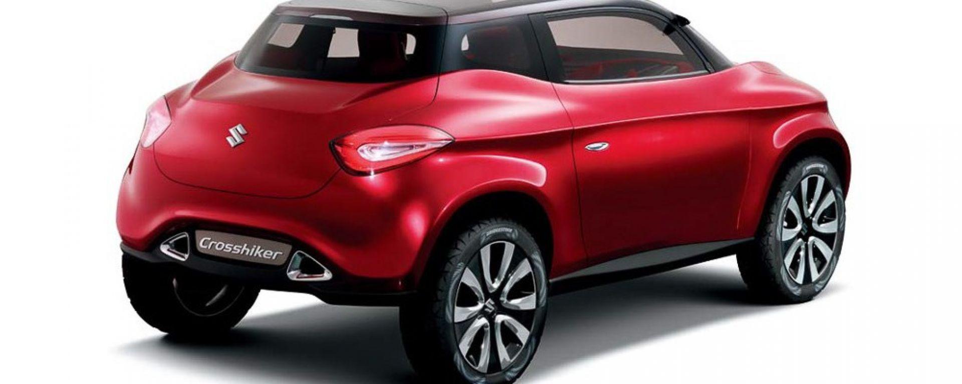 Suzuki: quattro concept in passerella