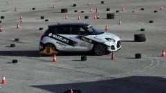Suzuki Rally Italia Talent 2019: la prova con lo Skid