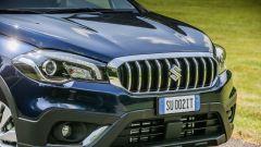 Suzuki S-Cross 2017: con il restyling arriva una calandra da suv blasonato