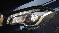 Suzuki S-Cross: fari e luci diurne a led