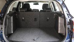 Suzuki S-Cross: il bagagliaio misura 430 litri