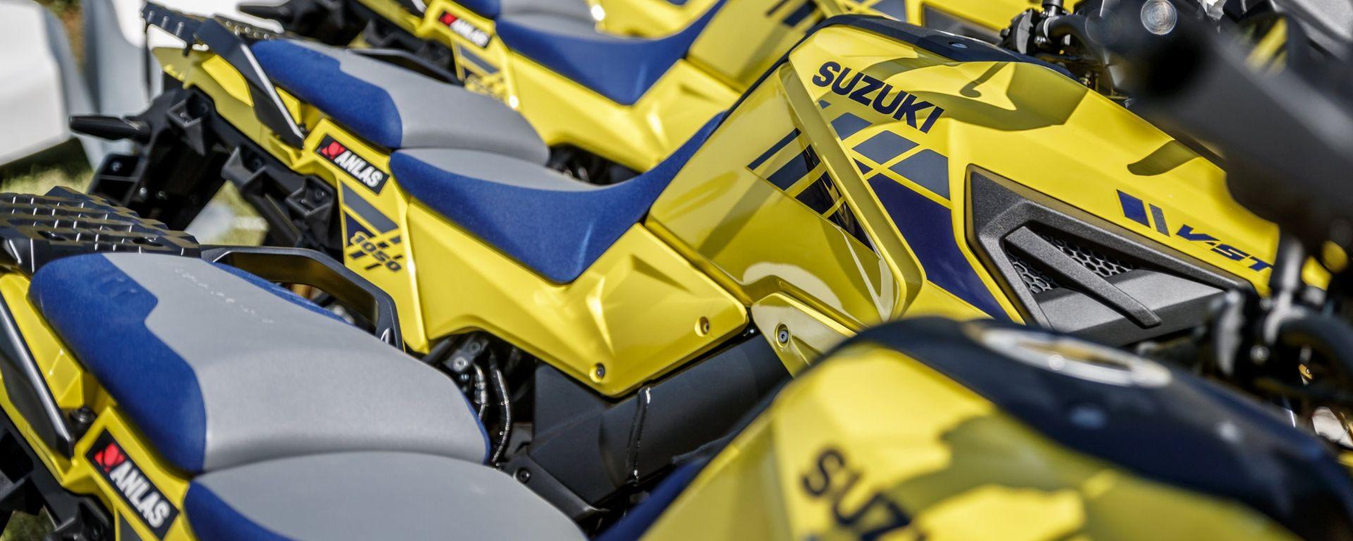 Suzuki Smart Meet: l'iniziativa online