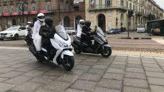 Suzuki Sposati in Burgman Tour