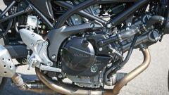 Suzuki SV650 2016, motore V-Twin