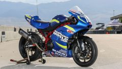 Suzuki SV650: nel MotoAmerica la naked diventa una sportiva da corsa