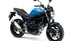 Suzuki SV650 - Immagine: 21