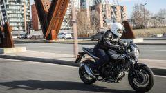 Suzuki SV650X ABS: la prova su strada [VIDEO] - Immagine: 19