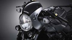 Suzuki SV650X in video