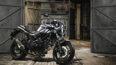 Suzuki SV650X: sarà protagonista anche a Eicma 2017