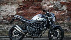 Suzuki SV650X-Ster, una delle novità dei Motodays 2018