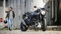 Hipster o X-TER? | Con la Suzuki SV650X-TER alla scoperta dei barber shop - Immagine: 15