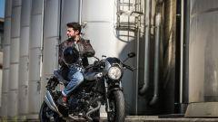 Hipster o X-TER? | Con la Suzuki SV650X-TER alla scoperta dei barber shop - Immagine: 16