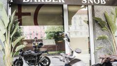 Hipster o X-TER? | Con la Suzuki SV650X-TER alla scoperta dei barber shop - Immagine: 26