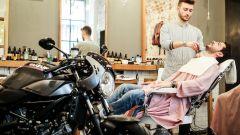 Hipster o X-TER? | Con la Suzuki SV650X-TER alla scoperta dei barber shop - Immagine: 1