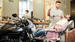 Hipster o X-TER? | Con la Suzuki SV650X-TER alla scoperta dei barber shop - Immagine: 35