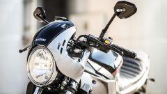 Suzuki SV650X-Ter: dettaglio del cupolino