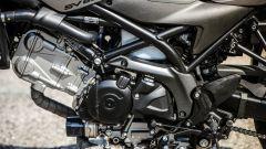 Suzuki SV650X-TER: il bicilindrico da 76 cv spinge sempre con grande vigore