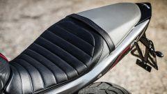 Suzuki SV650X-Ter: la sella