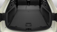 Suzuki Swace Hybrid Web Edition, il bagagliaio