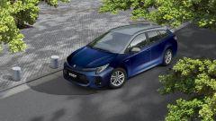 Suzuki Swace Hybrid Web Edition, visuale di 3/4 dall'alto