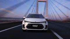 Suzuki Swace Hybrid Web Edition, visuale frontale