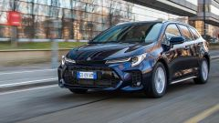 Suzuki Swace: l'ibrido full