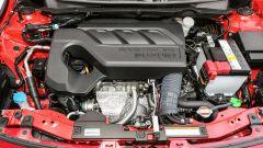 Suzuki Swift 1.0 Boosterjet S Hybrid: il motore ha 112 cavalli e un turbo