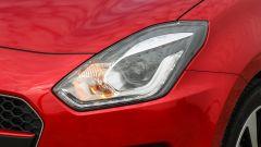 Suzuki Swift 1.0 Boosterjet S Hybrid: le luci full led