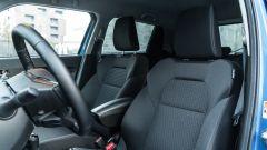 Suzuki Swift 1.2 Hybrid Top, i sedili anteriori
