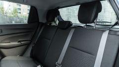 Suzuki Swift 1.2 Hybrid Top, i sedili posteriori