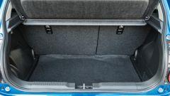 Suzuki Swift 1.2 Hybrid Top, il bagagliaio