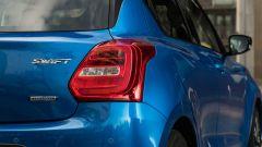 Suzuki Swift 1.2 Hybrid Top, il gruppo ottico posteriore