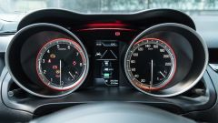 Suzuki Swift 1.2 Hybrid Top, il quadro strumenti