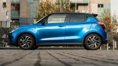Suzuki Swift 1.2 Hybrid Top, vista laterale
