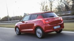 Suzuki Swift 2017 1.2 Hybrid 2WD: ecologica e divertente - Immagine: 8