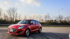 Suzuki Swift 2017 1.2 Hybrid 2WD: ecologica e divertente - Immagine: 3