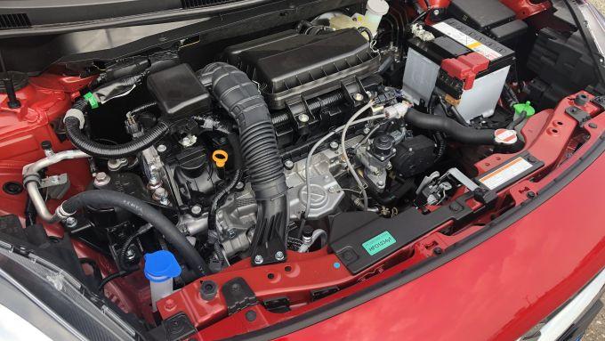 Suzuki Swift e Swift Sport Hybrid: il motore 1.2 da 83 CV e rete di bordo a 12V