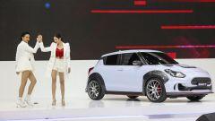 Suzuki Swift Extreme Concept presentata al Thailand Motor Expo 2019