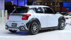 Suzuki Swift Extreme Concept presentata al Thailand Motor Expo