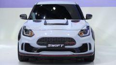 Suzuki Swift Extreme Concept vista di fronte
