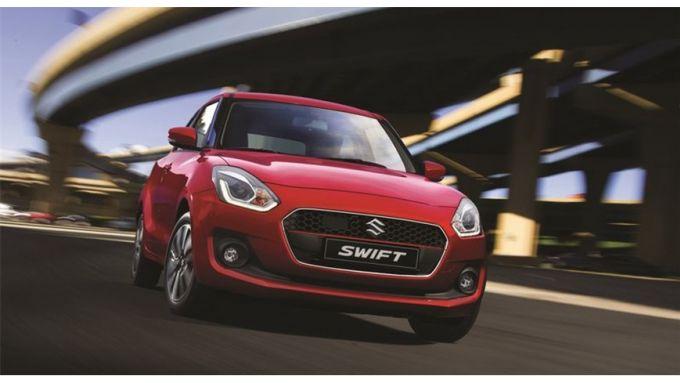 Suzuki Swift Hybrid: motori elettrificati aspirato 1.2 e turbo 1.4 da 90 e 129 CV