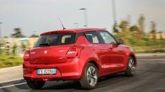 Suzuki Swift 1.0 Bosterjet Hybrid: alla prova dei consumi reali  - Immagine: 21