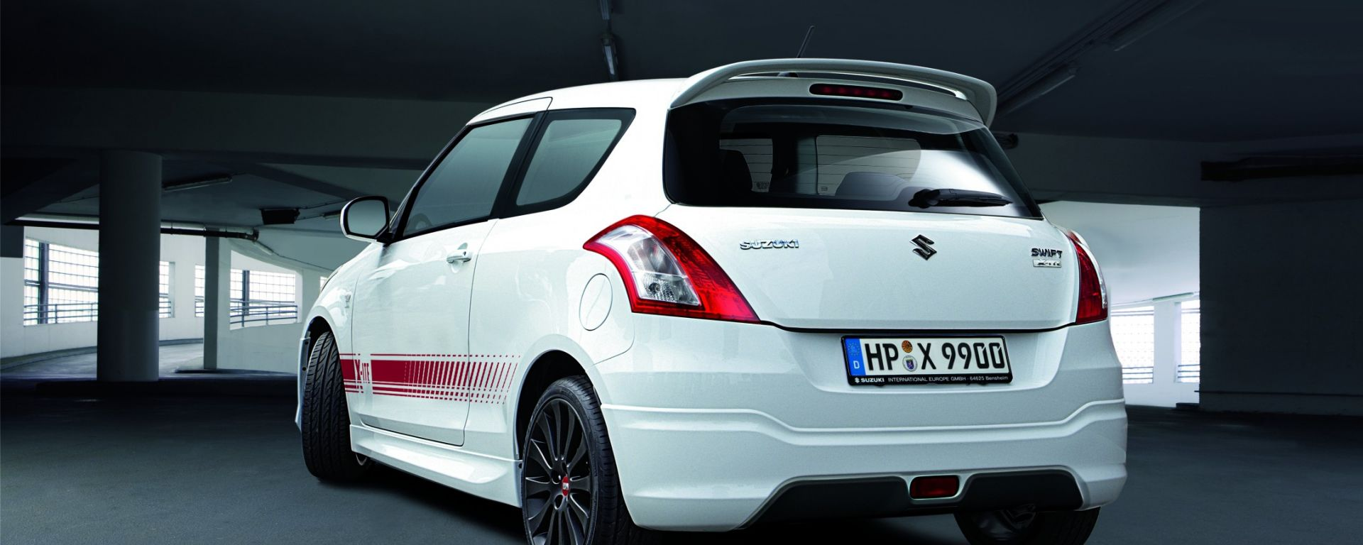 Suzuki Swift: nuova gamma accessori X-ITE