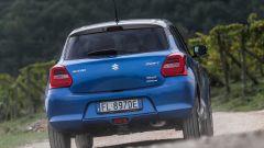 Suzuki Swift Hybrid 4WD AllGrip: unica sotto i 4 metri - Immagine: 5