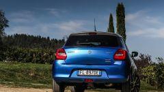 Suzuki Swift Hybrid 4WD AllGrip: unica sotto i 4 metri - Immagine: 7